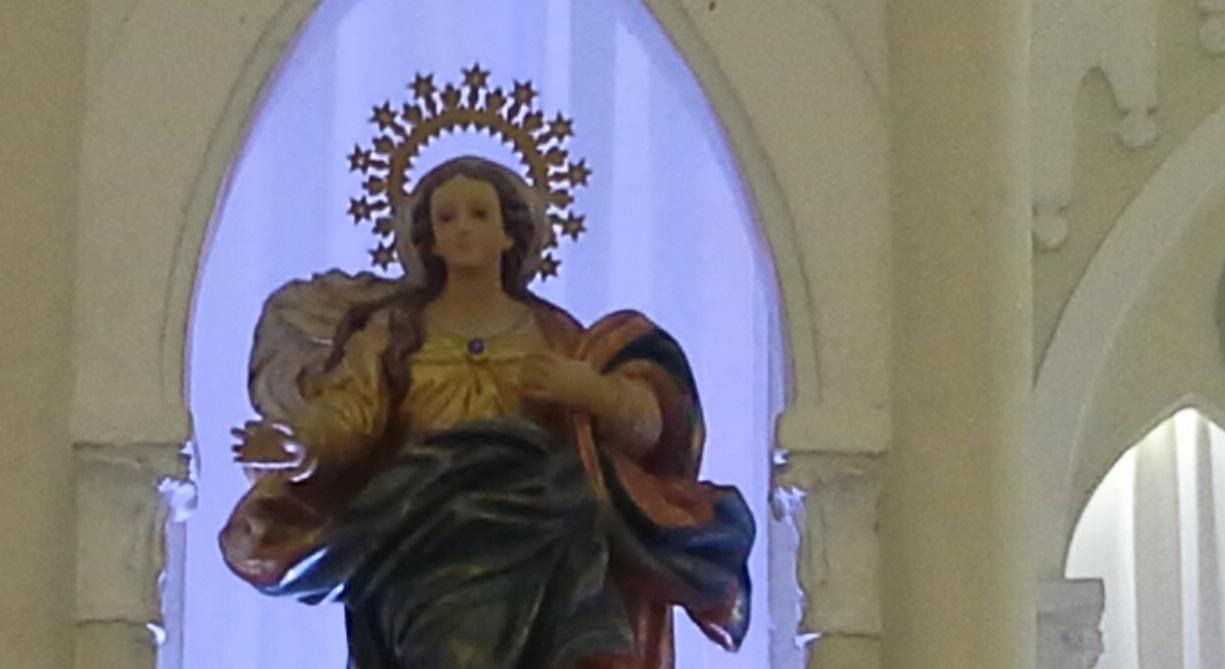 Festa de Nossa Senhora Rainha dos Anjos