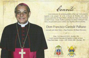 CONVITE-POSSE DE DOM FRANCISCO